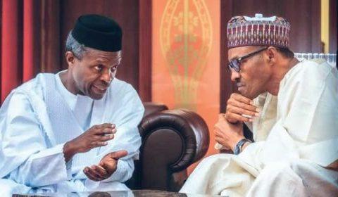 Buhari, Osinbajo To Spend ₦3.4 Billion On Feeding, Travels in 2021