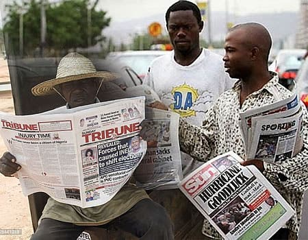 Nigeria Breaking News, Today, Tuesday, 9th, March, 2021