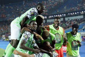 Super Eagles Of Nigeria Drop In Latest FIFA Ranking