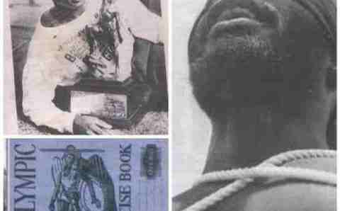 Hard To Forget: See A Nigerian/ Biafra Military Officer That Was Killed By Ojukwu During Civil War