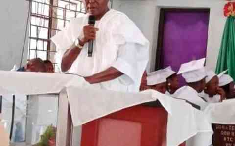 "Fiery Anglican Priest, Ajayi, launches memoir, ""The Gardener"""