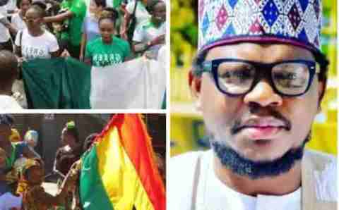 Nigerian reacts after Adamu Garba said Nigeria should not be compared to Ghana