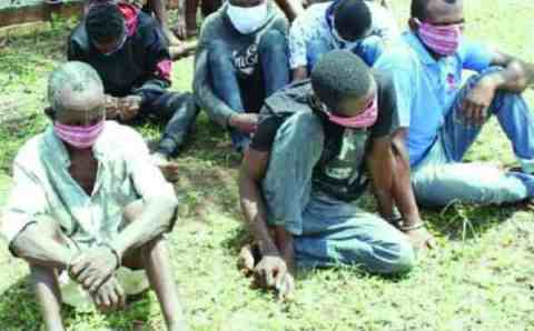 Kidnappers Reveals Why They Impregnate Their Female Victims