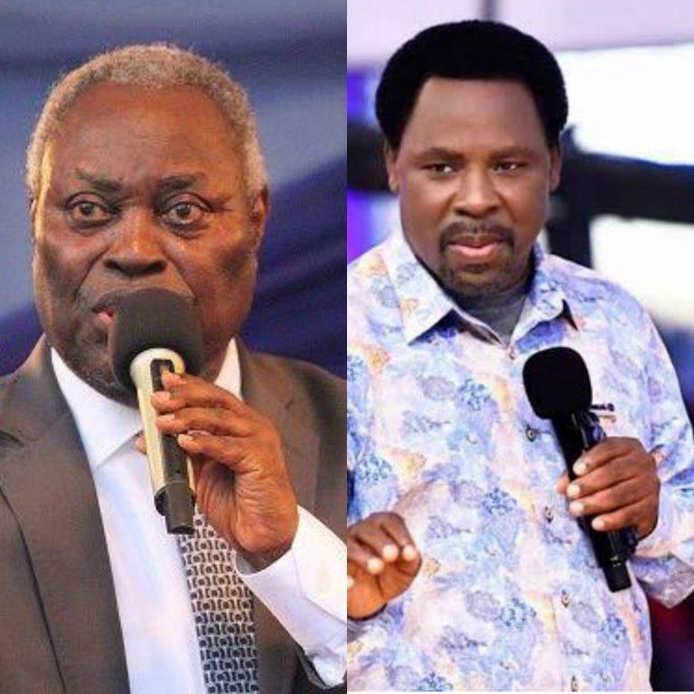 Deeper life congratulates Kumuyi @80 while church of Synagogue mourns TB Joshua  @57