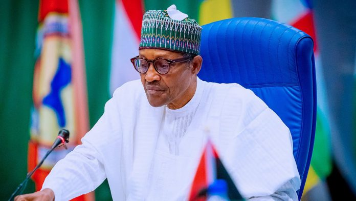 If you want Job behave yourself and secure Nigeria – Buhari tells youth.