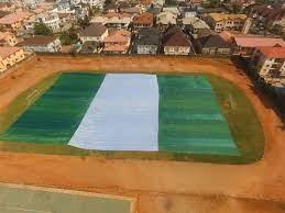 Largest flag