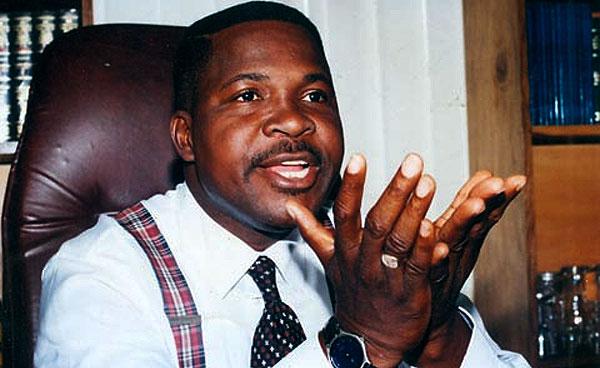 Dissolve Nigeria, Ozekhome Begs FGOzekhome Begs FG