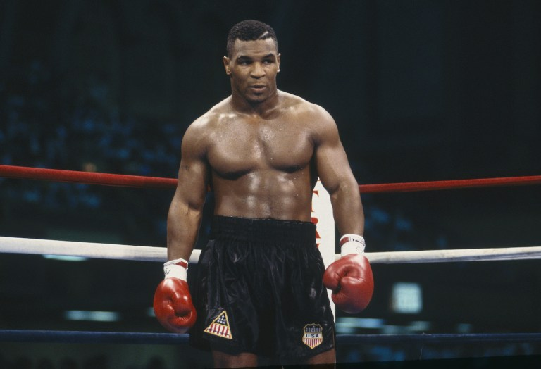 Mike Tyson slept with prison counselor to reduce his 6-year sentence