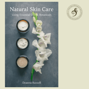 natural skin care using essential oils and botanicals