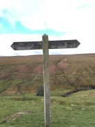 The Pennine Way signages