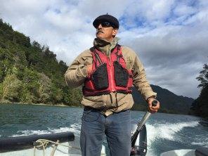 Our municipal boat captain