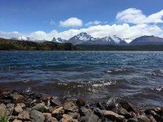 Cerro Castillo from across Lago Central/Tamango