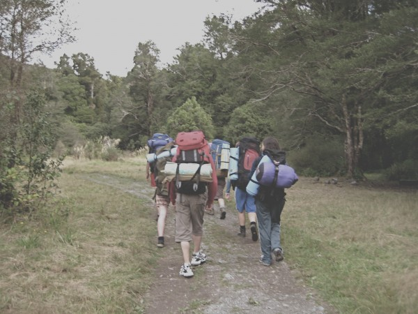 hikers-going-camping