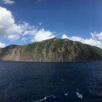 青ヶ島、断崖絶壁が作り出す絶景の島【青ヶ島編:1】