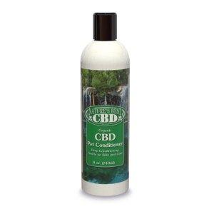 Picture of Nature's Best CBD Organic Pet Conditioner, 8oz. size