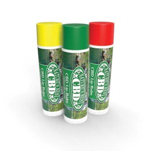 Nature's Best CBD Lip Balm Mix & Match 3 Pack