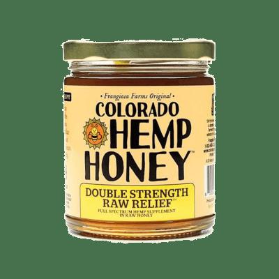 Colorado Hemp Honey Raw