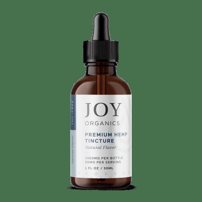 Joy Organics Tincture