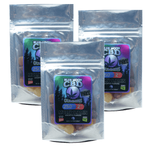 Blue Moon Hemp Sugar Free Gummies