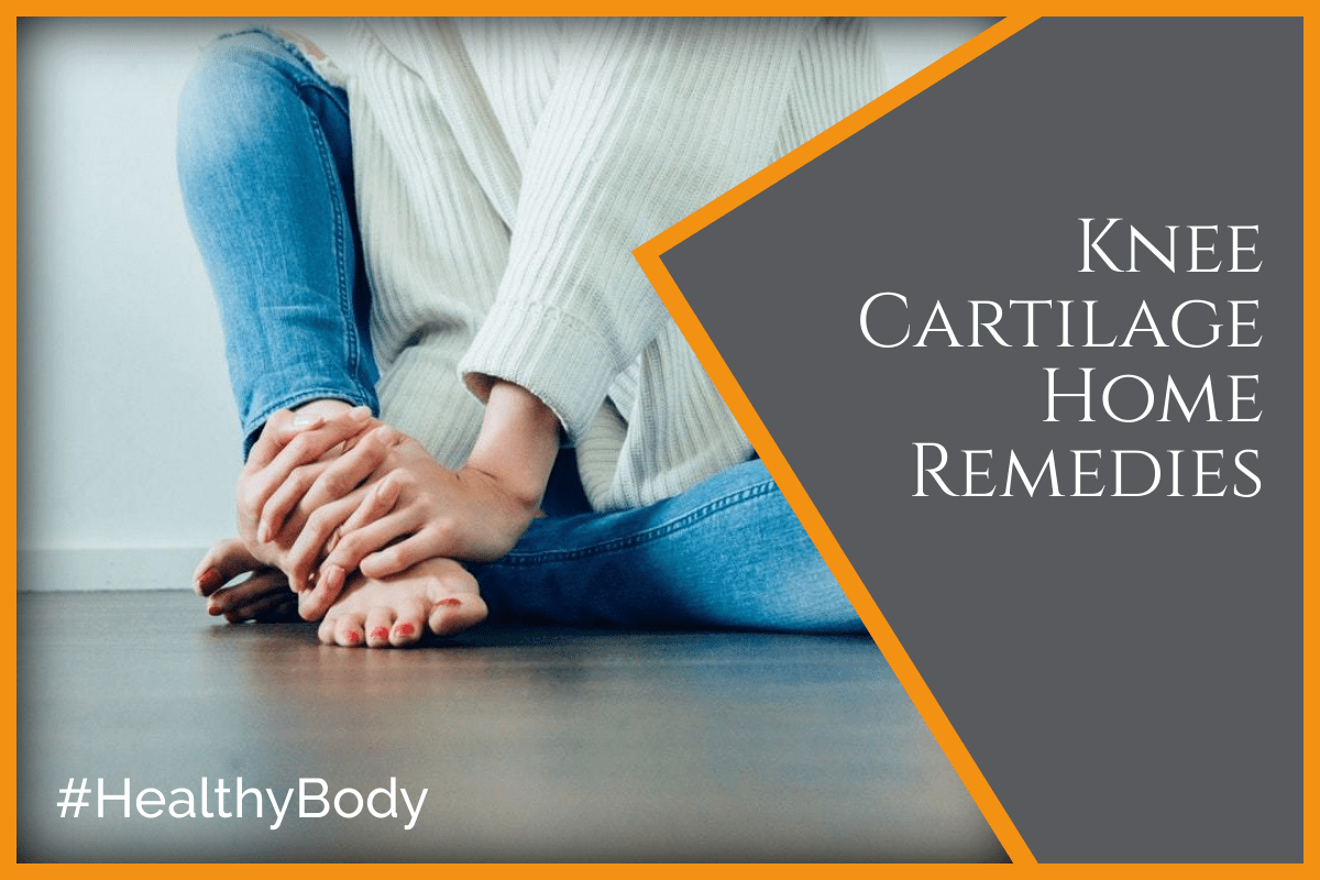 Knee cartilage regeneration home remedy