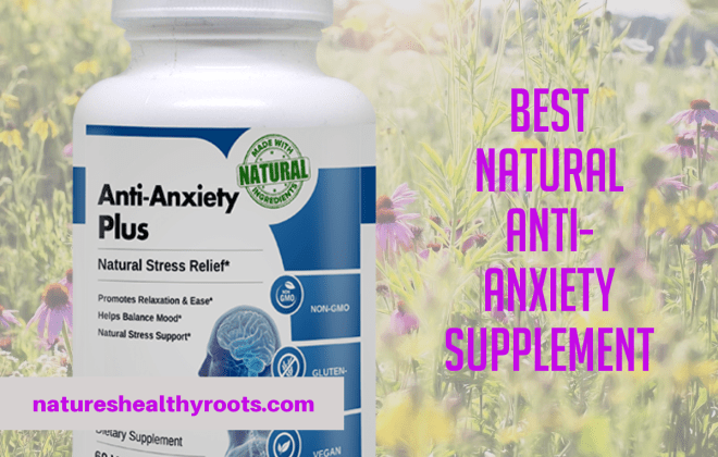 natural anti anxiety supplement