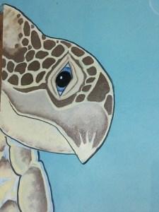 Turtlewallmural