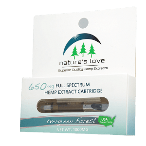 Evergreen Forrest Vape Cartridge