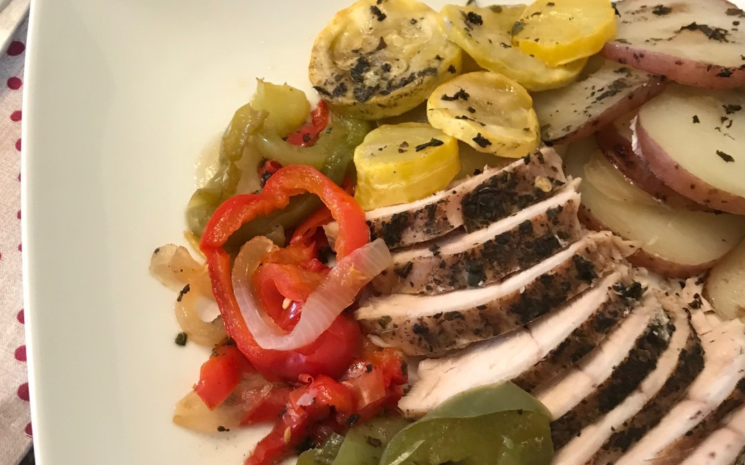 Turkey Hobo Dinners