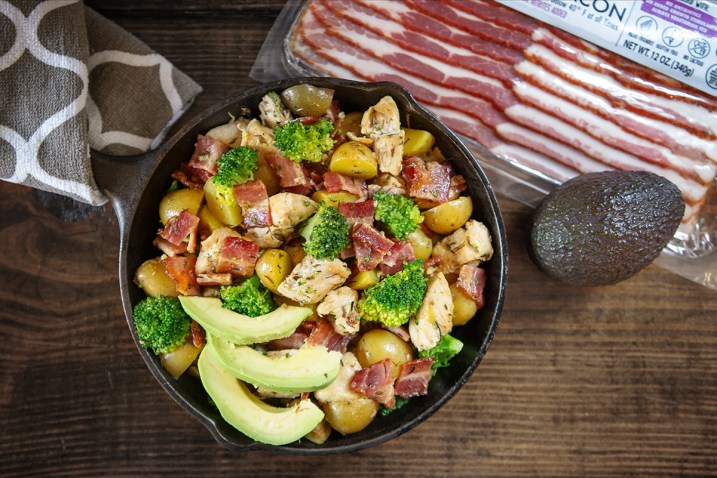 Uncured No Sugar Bacon Nature's Rancher Recipe Web