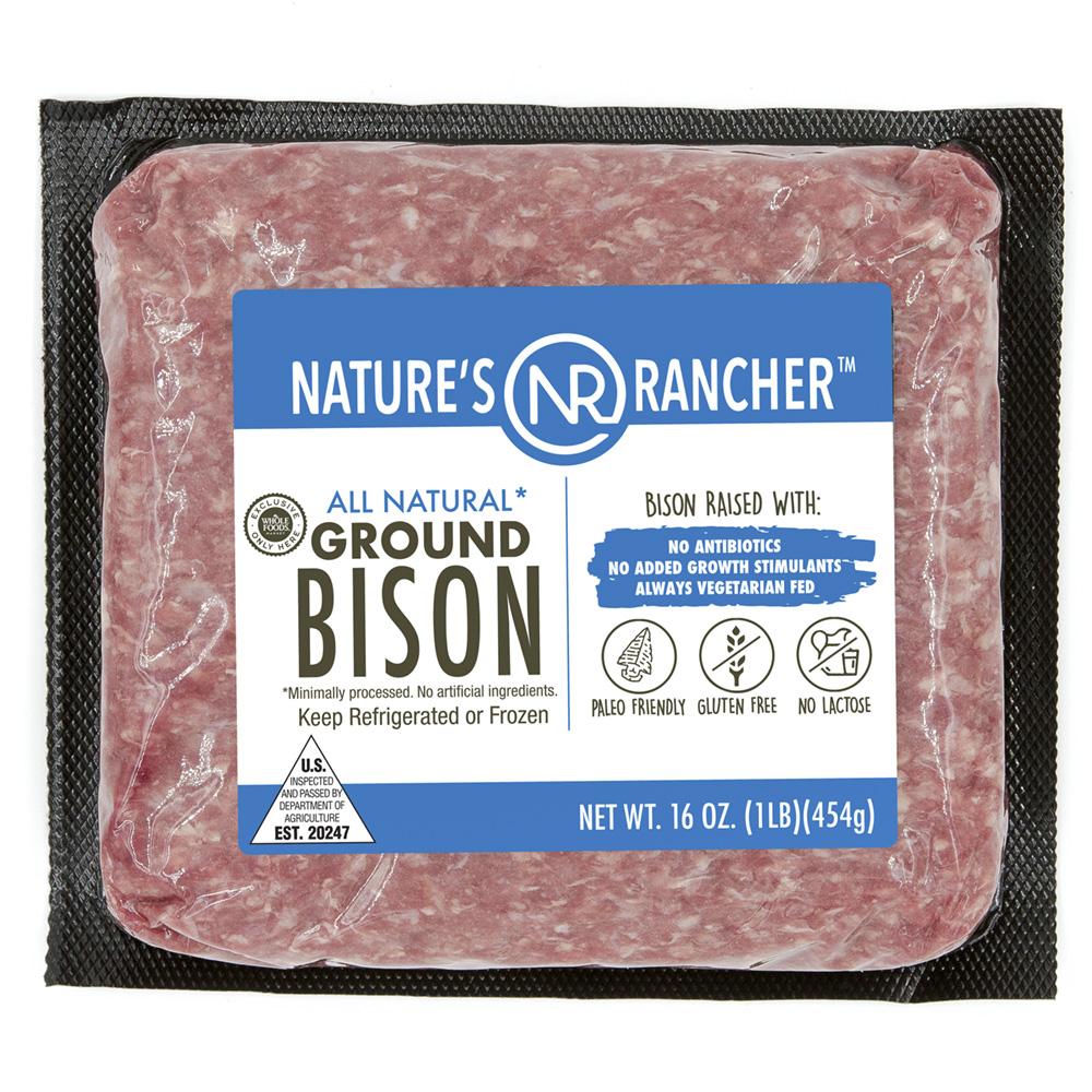NR Ground Bison