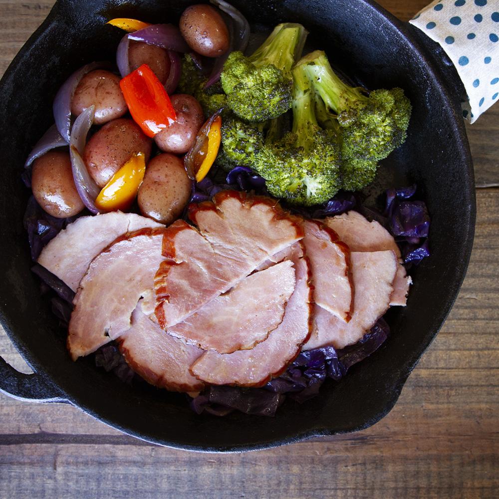 Sliced Ham Recipe 2