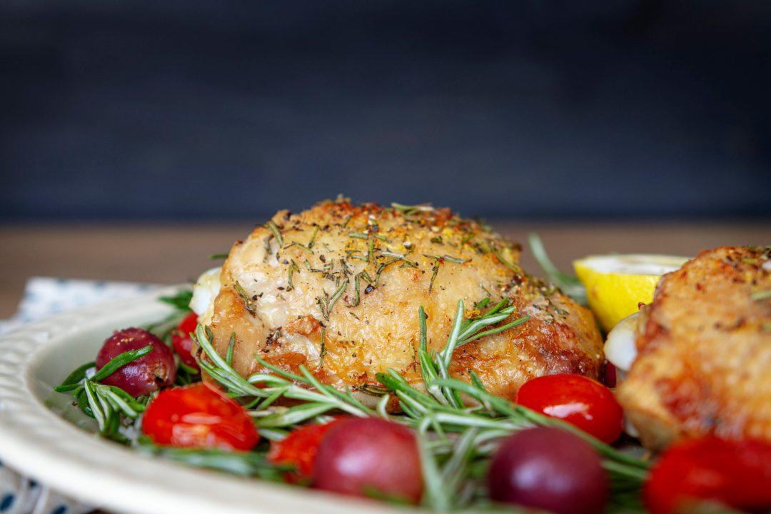 Organic Turkey Thighs Recipe 4