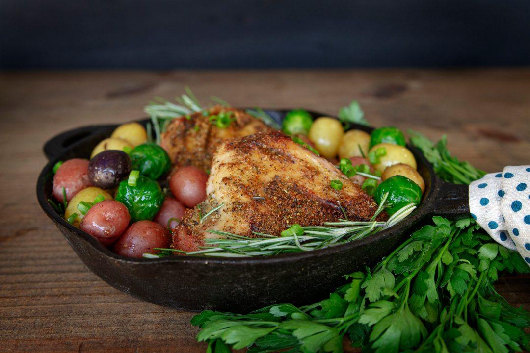 Turkey Thighs Recipe 2