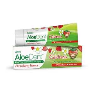 Aloe Dent Children's Fluoride Free Toothpaste