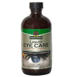 Nature's Answer Eye Care Liquid