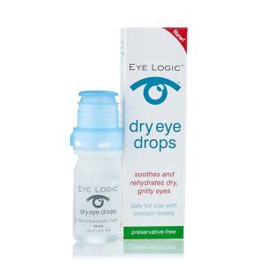 Eye Logic Eye Drops