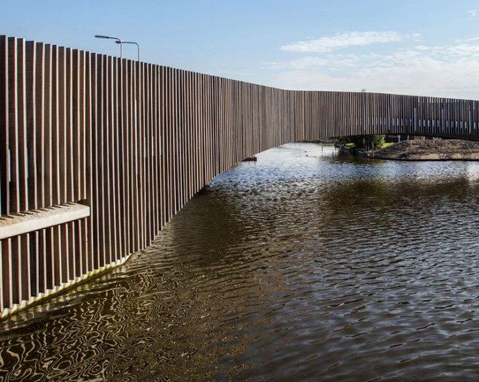 Bat Bridge by Next Architects to help bat ecosystem