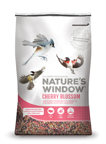 Image of Nature's Window Cherry Blossom - Front View