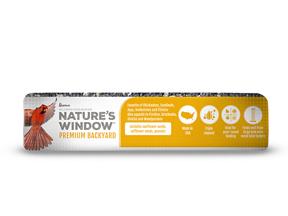 Image of Nature's Window Premium Backyard - Bottom View