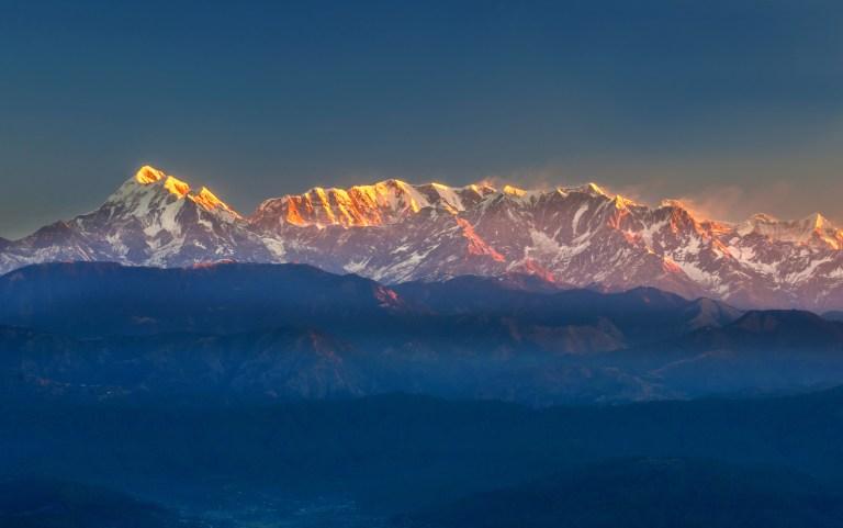 Himalayas - India