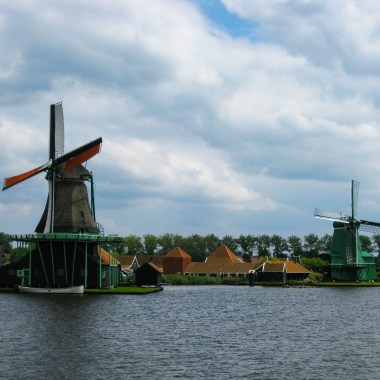 Dutch Windmills on tour with Nature Travel Birding