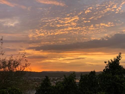 Windhoek-sunset