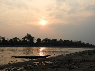 Sunset-over-the-Jia-Bhoreli-river