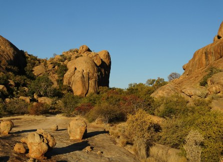 Erongo-rock-formations
