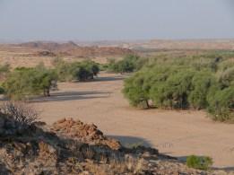 Damaraland - Ugab River