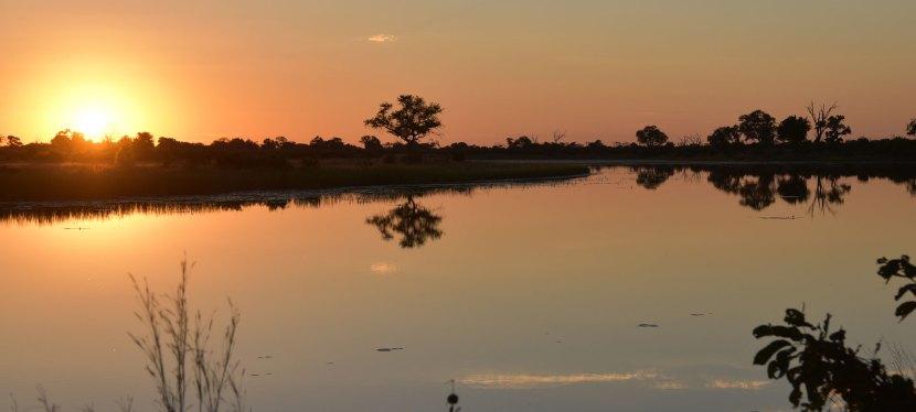 Namibia,Chobe & Vic Falls