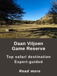 Daan-Viljoen-Game-Reserve