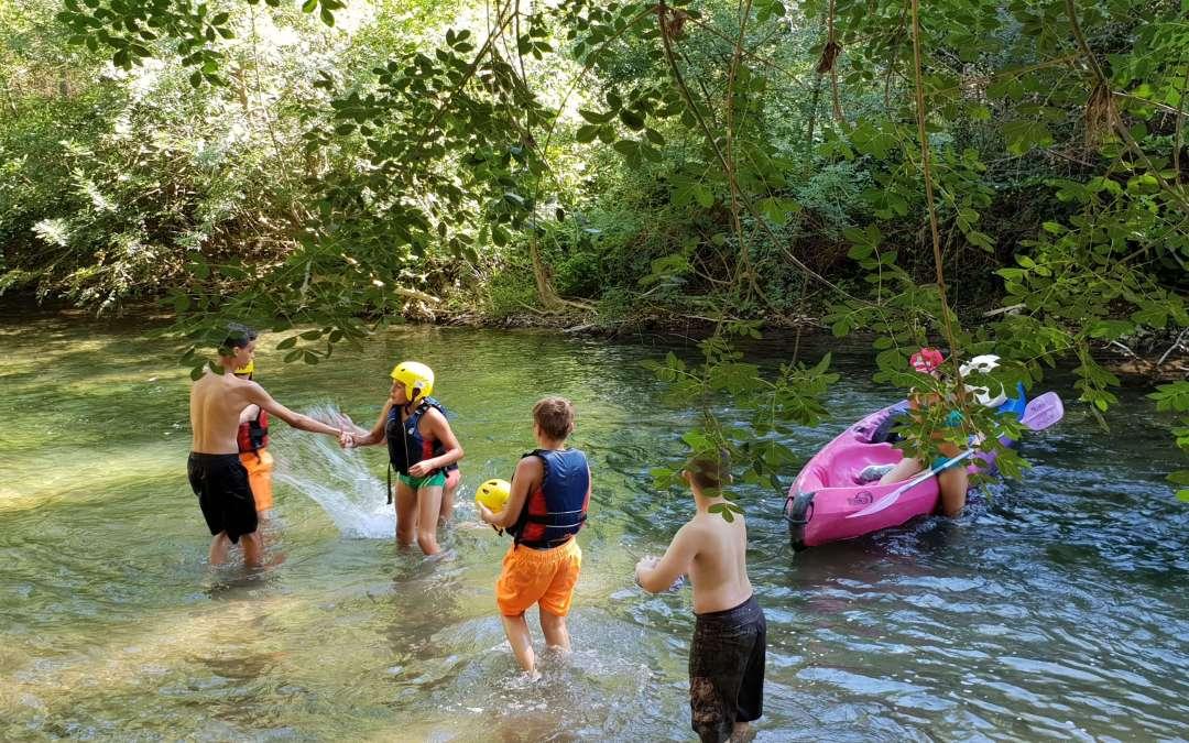 Canoë de rivière ou Kayak de mer : découvrez le Var autrement !