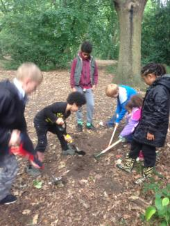 Outdoor play Streatham London
