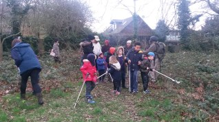 Free Fern Lodge Estate Forest school activity Streatham Common Lambeth-3